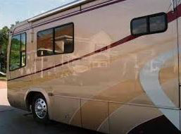 Gold and Garnet RV